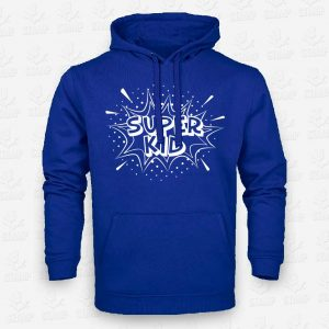 Hoodie Super Kid – STAMP – Loja Online de T-shirts