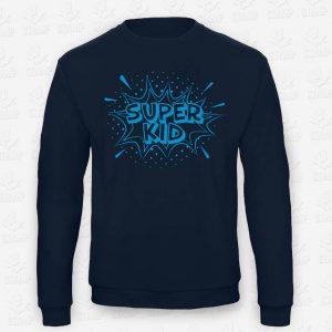Sweatshirt Super Kid – STAMP – Loja Online de T-shirts