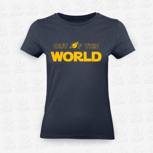 T-shirt Feminina Out of this World – STAMP – Loja Online