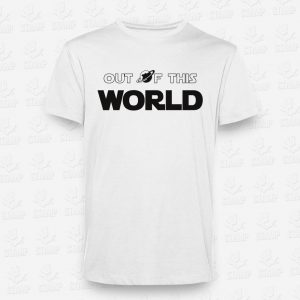 T-shirt Out of this World – STAMP – Loja Online